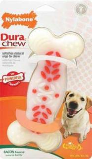 Nylabone Dura Chew Plus Bacon Bone Souper