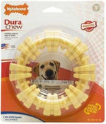 Nylabone Dura Chew Plus Chicken Textured Ring