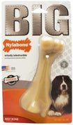 Nylabone Big Chews for Big Dogs - Beef Bone
