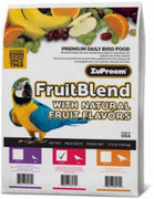 Zupreem Fruit Blend Large Parrot 17.5 lb.
