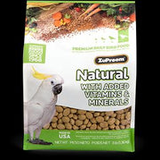 Zupreem Natural Large Bird 3 lb. Pouch
