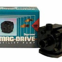 Supreme Mag Drive 2 Water Pump