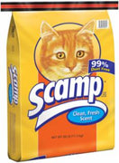 Scamp Clean Fresh Scent 25# Bag