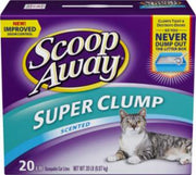 Everclean Scoop Away Fresh Scent 20 lb. Box