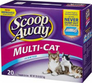 Everclean Scoop Away Multi Cat 20 lb.