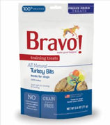 Bravo! Turkey Meat Training Treat 4 oz.