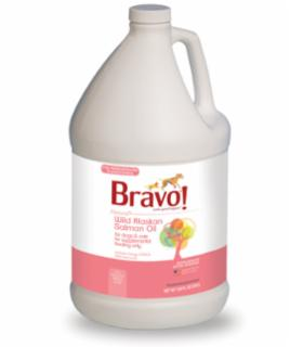 Bravo! Wild Alaskan Salmon Oil - 1 Gallon