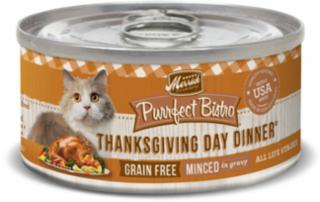 Merrick Purrfect Bistro Thanksgiving Dinner 24/3Oz