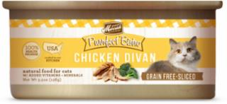 Merrick Purrfect Bistro Chicken Divan 24/5.5Oz