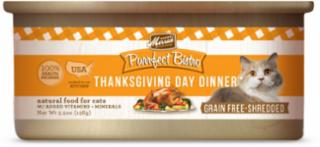 Merrick Purrfect Bistro Thanksgiving Day Dinner 24/5.5Oz