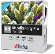 Red Sea Alkalinity Pro Saltwater Test Kit (Includes Professional Titrator)