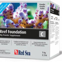 Red Sea Reef Foundation C (Mg) - 1 kg.