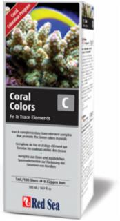 Red Sea Reef Colors C (Iron/Trace)