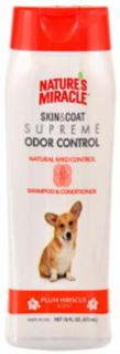 Nature's Miracle Supreme Odor & Shed Control 16oz