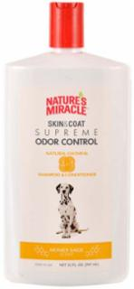 Nature's Miracle Supreme Oatmeal Odor Control 32oz