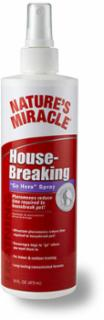 Nature's Miracle Housebreak Go Here 8oz Spray