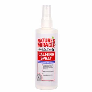 Nature's Miracle Just For Cats No - Stress Calming Spray  8oz
