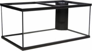 Marineland 90 Gallon Tank Black W/ 1 Cornerflo