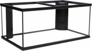 Marineland 125 Gallon Tank Black W/ 2 Cornerflo