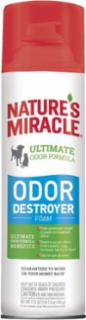Nature's Miracle Odor Destroyer Foam 17.5oz