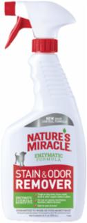Nature's Miracle Dog Stain & Odor Remover 24oz *REPL 308016