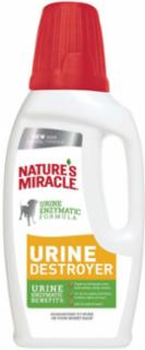 Nature's Miracle Dog Urine Destroyer Pourable 32oz *REPL 308126