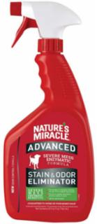 Nature's Miracle Advanced Stain & Odor Remover Dog 32oz *REPL 308227