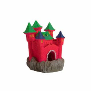Tetra GloFish Castle Ornament - Large
