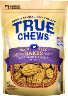 True Chews Bakes Chicken & Blueberry 8oz