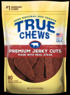 Tyson True Chews Premium Jerky Cuts Made With Real Steak 10Z *REPL 314034