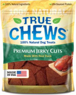 Tyson True Chews Premium Jerky Cuts Made With Real Duck 22Z *REPL 314075