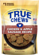 Tyson True Chews Chicken & Apple Sausage Recipe 12Z  *REPL 314067