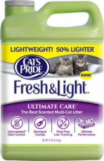 Cat's Pride Fresh and Light Ultimate Care Multi Cat Scented 3/10#