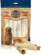 "Canine Butcher Shop 10"" Bacon In A Blanket 6pk"