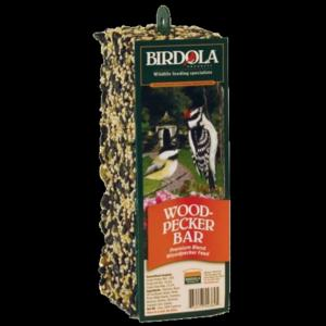 Birdola Woodpecker Bar 14oz