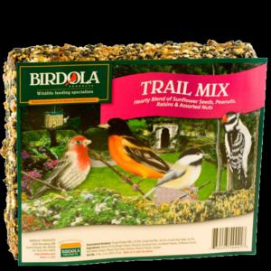 Birdola Trail Mix Large Seed Cake