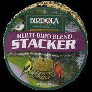 Birdola Multi-Bird Blend Stacker Cake