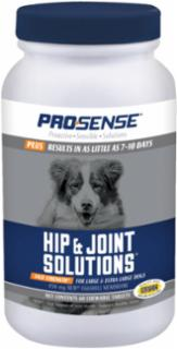 8in1 Pro Sense + Large/Xlarge Hip & Joint 60ct Rapid Chew Dog *Repl 308680