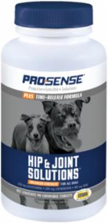 8in1 Pro Sense + Advanced Hip & Joint Tab 90ct Glucosamine *Repl 308673
