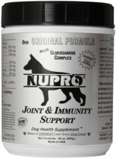 Nupro All Natural Joint Support Supplements 30 oz.