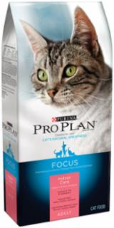 Pro Plan Extra Care Indoor Salmon & Rice Cat 6/3.5 lb.