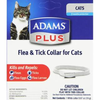 Farnam Adams Plus Flea & Tick Collar Cat/Kitten 13