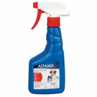 Adams Plus Flea & Tick Spray 16Oz