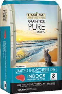 Canidae Pure Ocean Indoor Tuna Cat 5# C=6 *Repl 404006