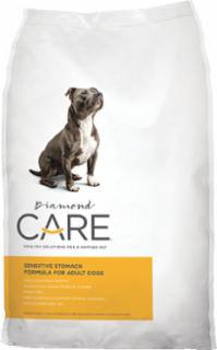 Diamond Care Sensitive Stomach Dog 8lb C=6