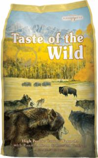 Taste of the Wild High Prairie Canine with Roasted Bison & Venison  14# *REPL 418580