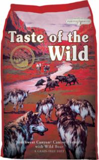 Taste of the Wild Southwest Canyon with Wild Boar 5# C=6