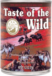 Taste of the Wild Southwest Canyon Canned Dog with Wild Boar 12/13.2oz