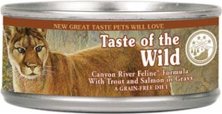 Taste of the Wild Canyon River Can Cat, 24/5.5 Oz