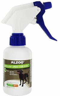 Alzoo Repellant Dog Spray 250 mL